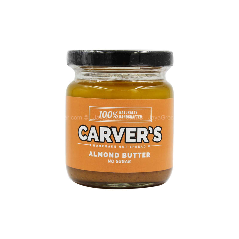 Carvers No Sugar Almond Butter Spread 180g