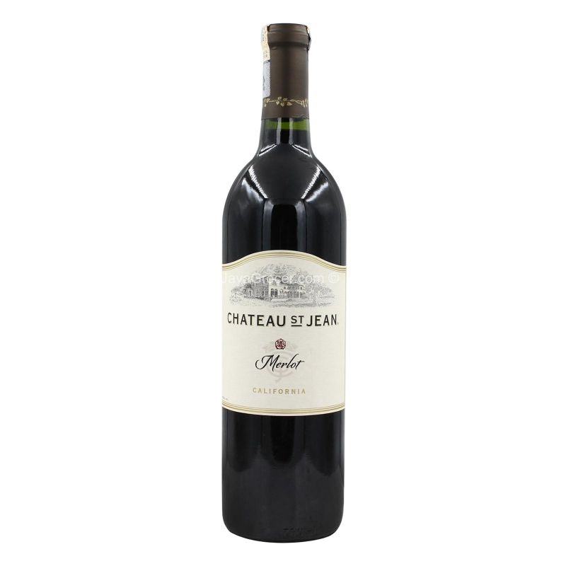 Chateau St Jean Merlot Wine 750ml