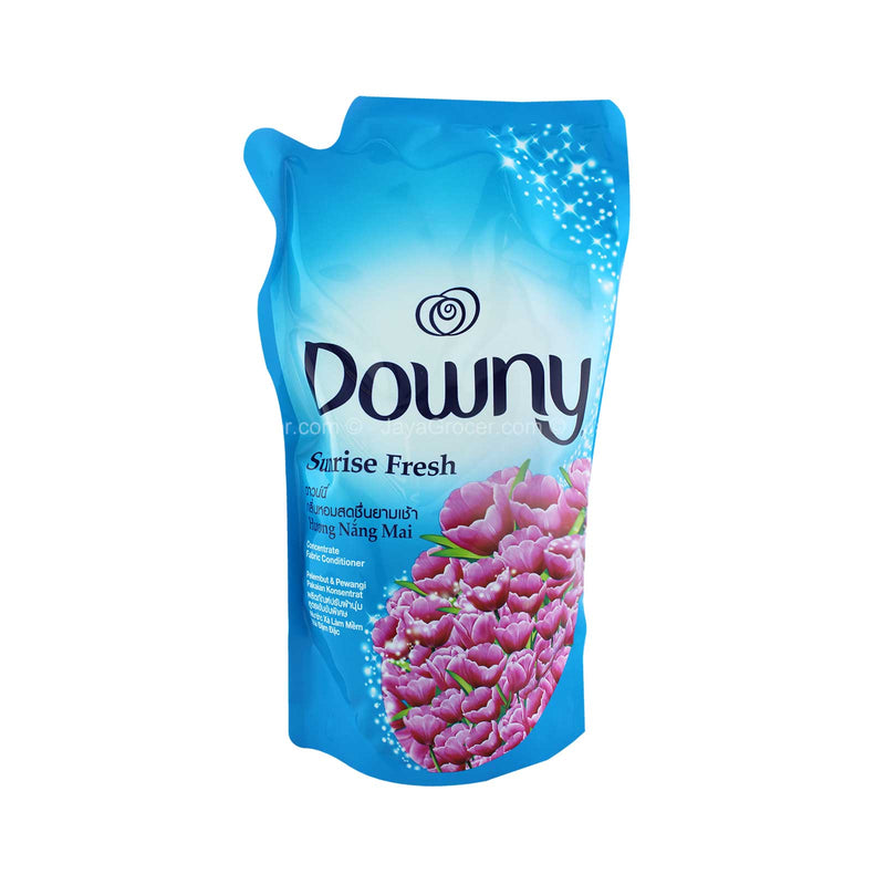 Downy Sunrise Fresh Concentrate Fabric Conditioner Refill 700ml