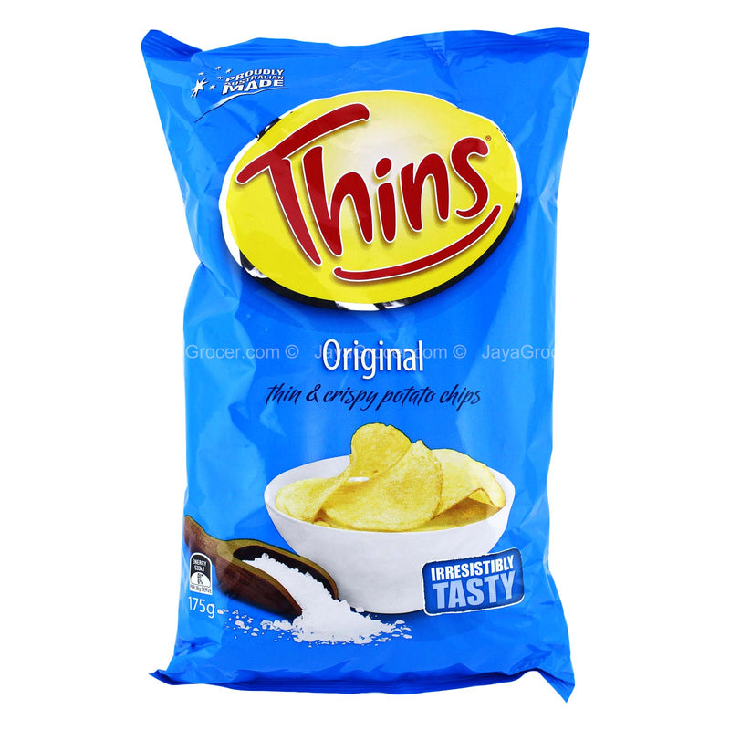 Thins Original Potato Chips 175g