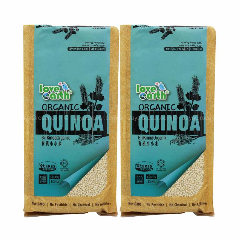 Love Earth Organic Quinoa 500g