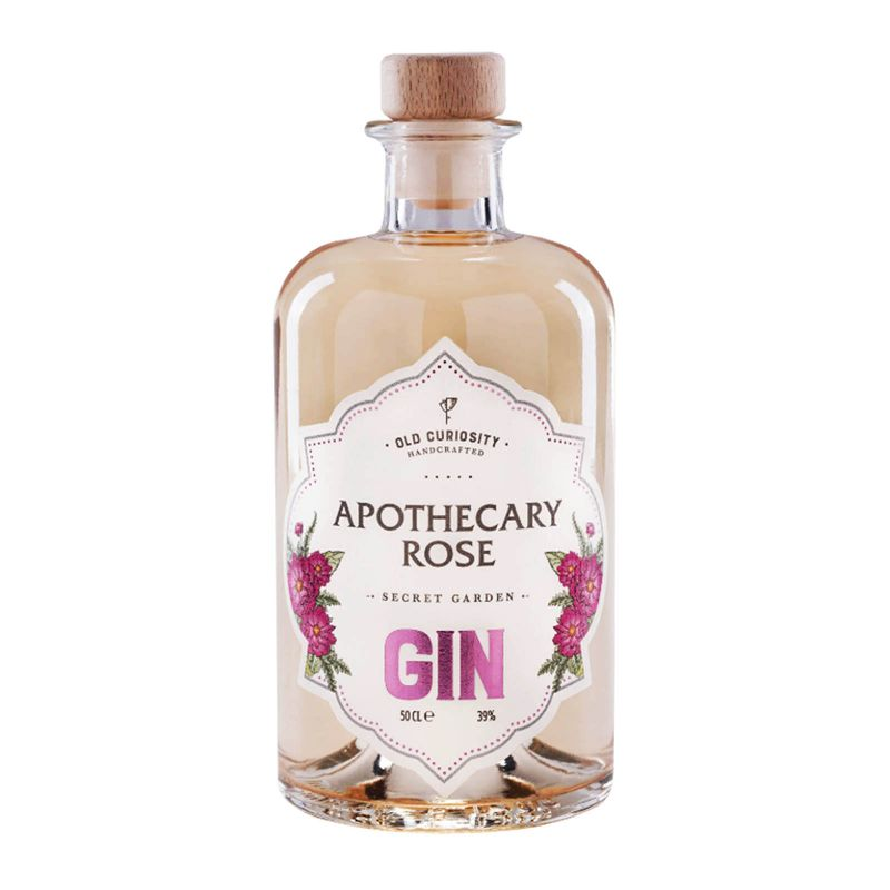 Secret Garden Gin (Apothecary Rose) 500ml