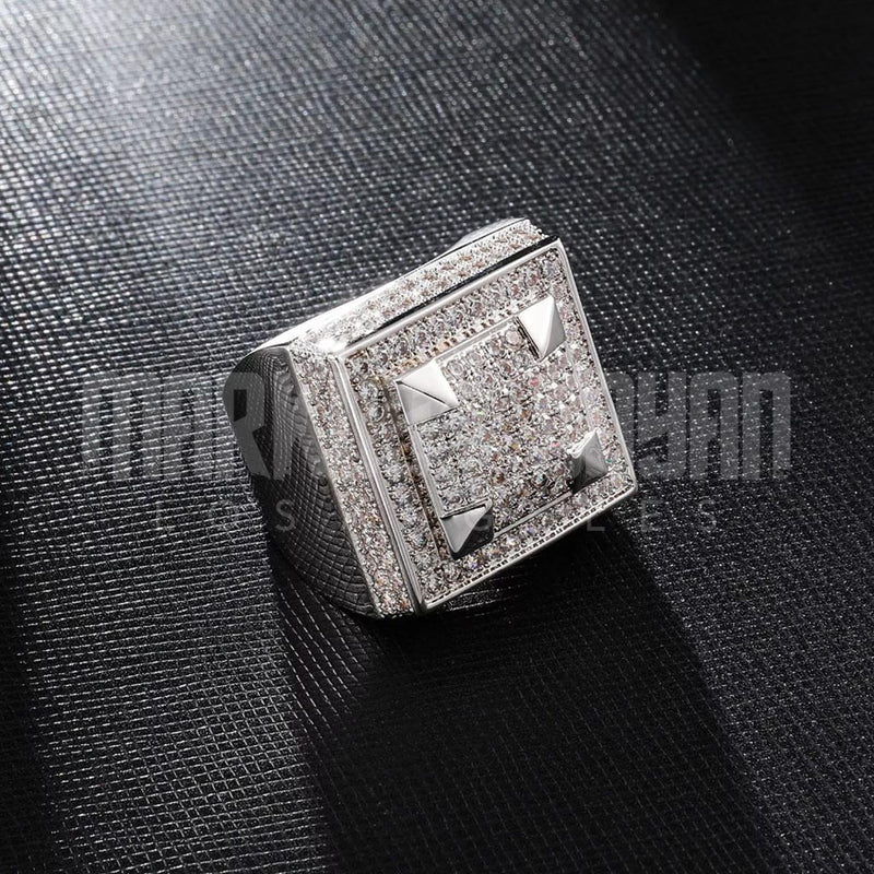 Iced Hip-Hop Dubai Square Ring