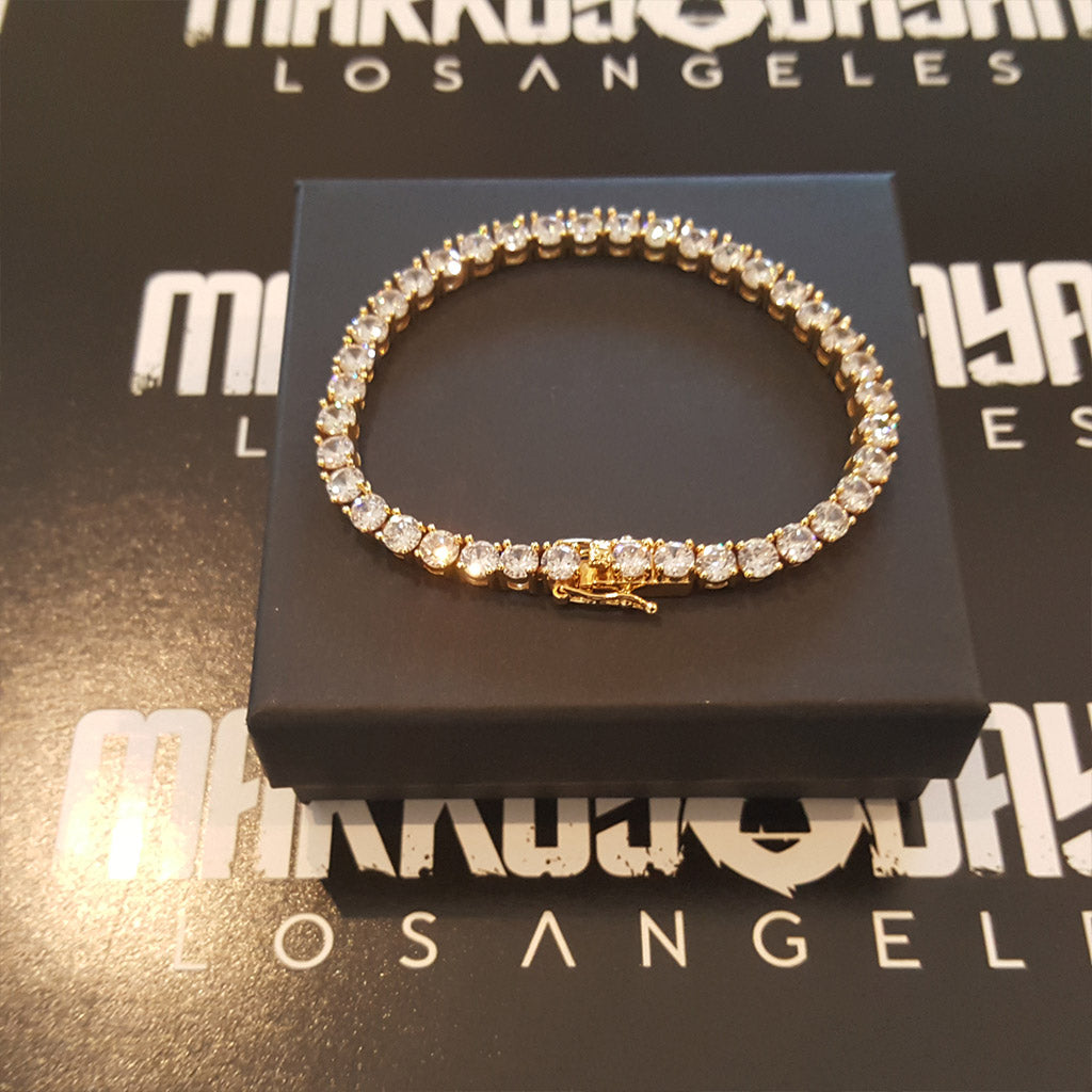 5mm 18K Diamond Set Tennis Bundle
