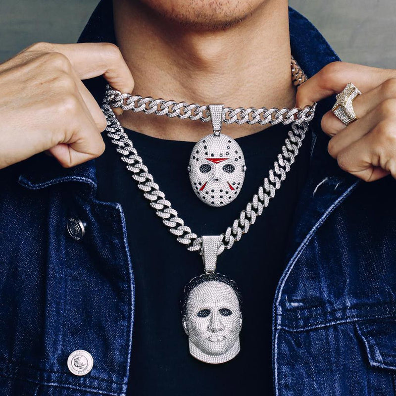 Buy Iced Cuban Chain Get a Pendant