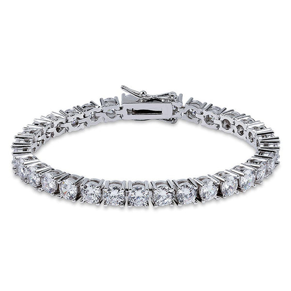 Diamond Tennis Chain Bracelet