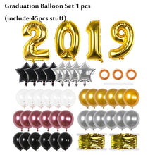 Load image into Gallery viewer, Wedding Balloon Arch Column Stand Balloon Chain Backdrop Birthday Party Favor Table Decoration