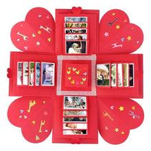 Load image into Gallery viewer, OurWarm DIY Surprise Love Explosion Box Gift Explosion Scrapbook DIY Wedding Birthday Gift