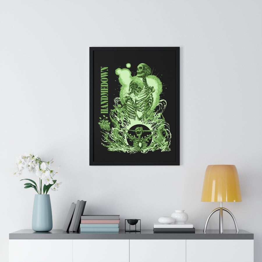 Metaphor Premium Framed Vertical Poster