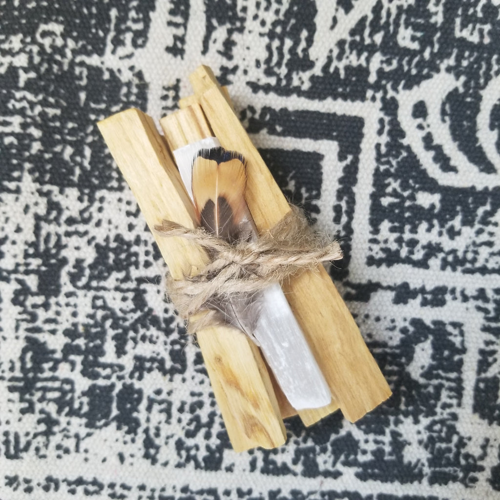 Palo Santo Cleansing Bundle