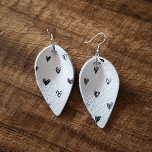 Love Notes Petal Earrings