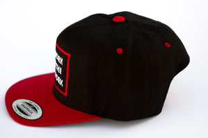 Teamwork Makes The Dreamwork Snapback