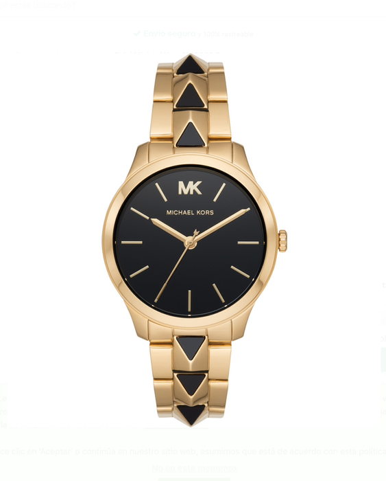 Reloj Michael Kors Mercer Black