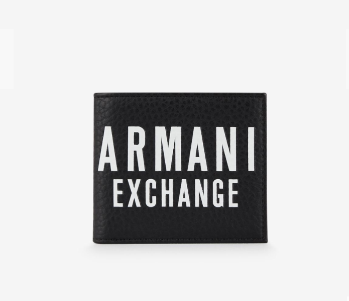 Cartera Armani Exchange Sencilla