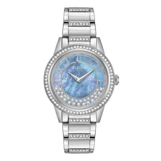 Reloj Bulova Mother Of Pearl