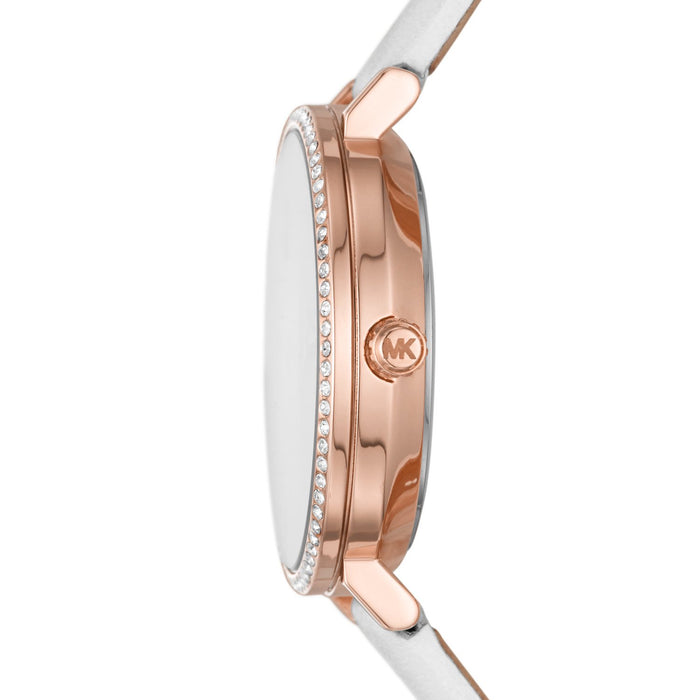 Reloj Michael Kors Mini Jayne White