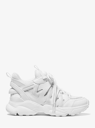 Tenis Michael Kors Hero Optic White