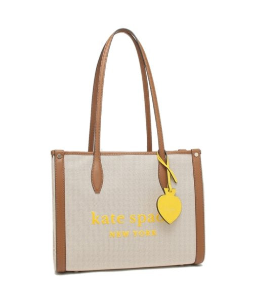 Bolsa Kate Spade Market Canvas Yellow