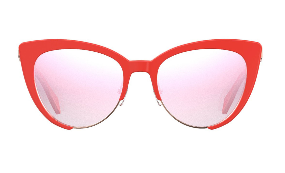 Lentes Moschino Cat Eye Logo