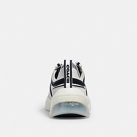 Tenis Coach City Sole White