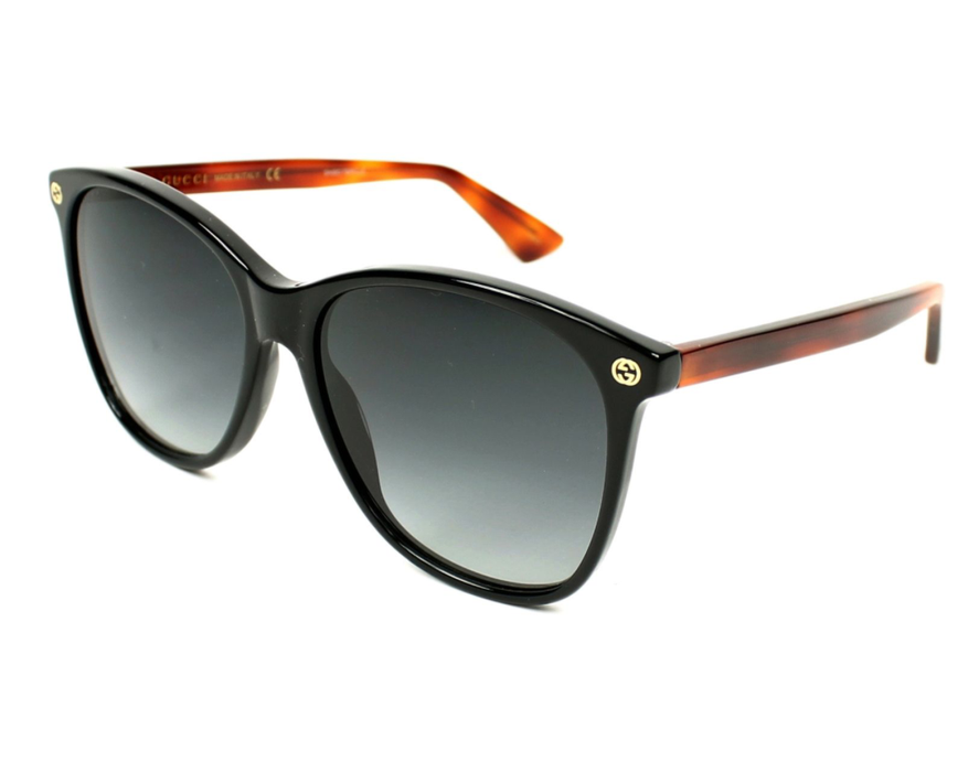 Lentes Gucci Square Red