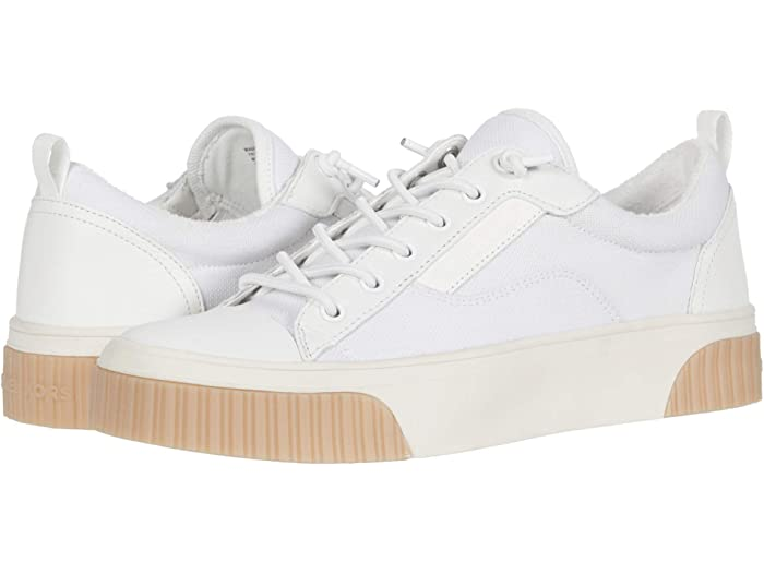 Tenis Michael Kors Oscar Lace Up Bright White