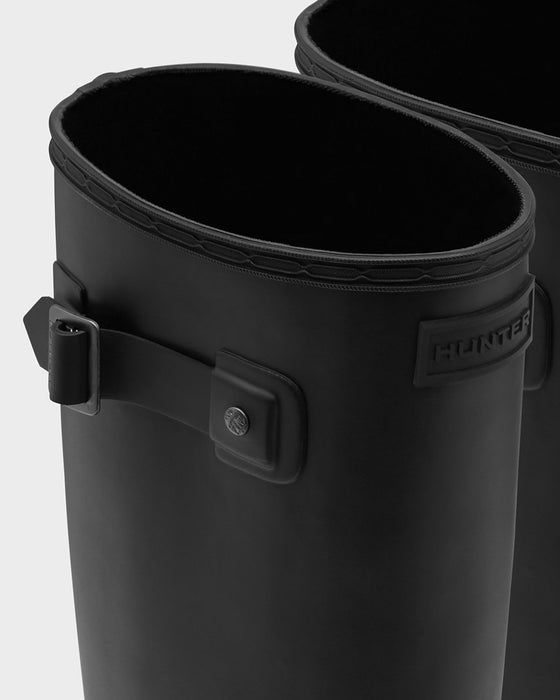 Botas Hunter Black Mate