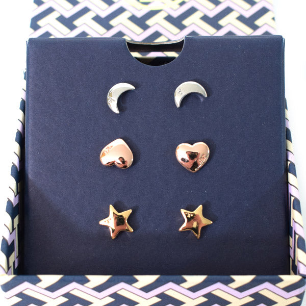 Set de Aretes Tory Burch