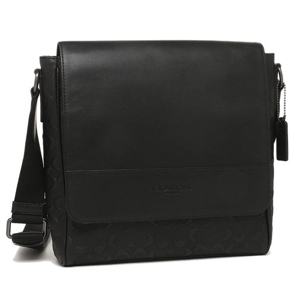 Messenger Bag Coach Piel Planchada