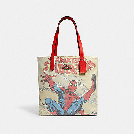 Bolsa Coach Marvel Spider Man