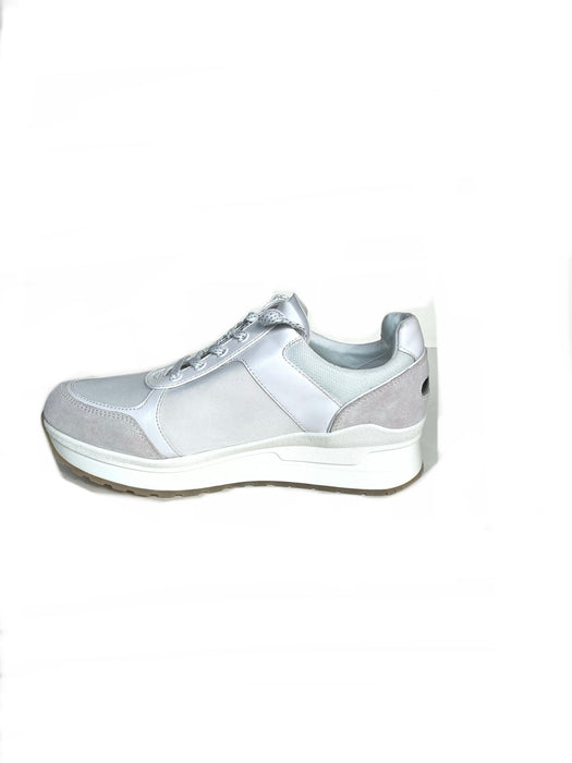 Tenis Michael Kors Lindy Trainer Optic White