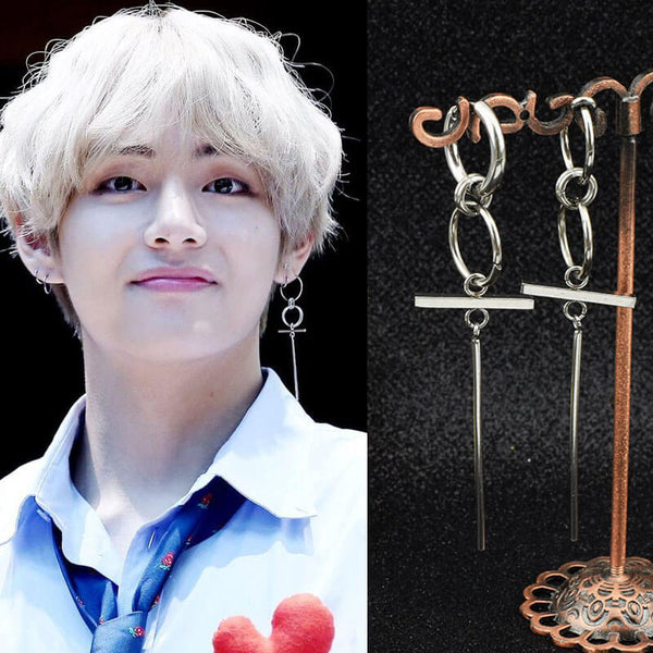 "BTS V wins first place in ""KOREAN MOST HANDSOME & BEAUTIFUL 2019"""