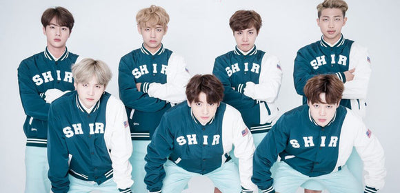 BTS Merchandise Discount Online Shop