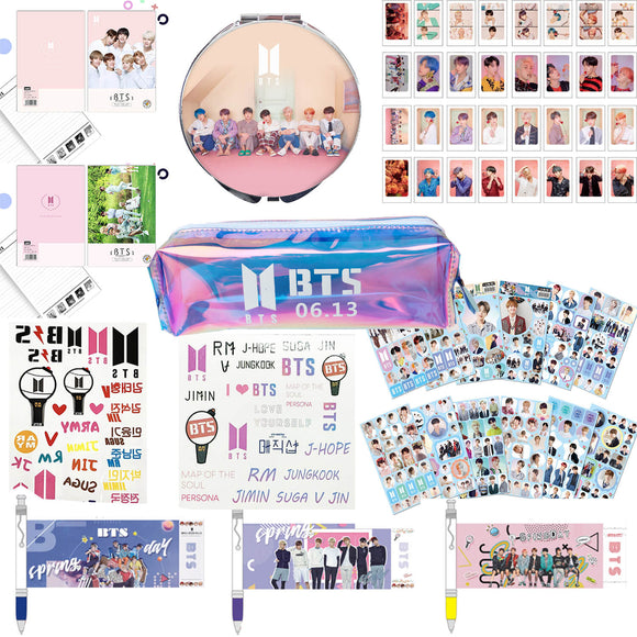 BTS Stationery