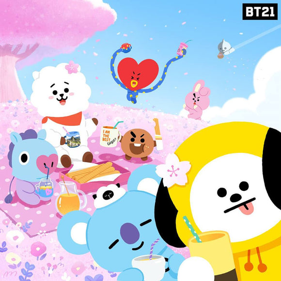 BT21 Merchandise, BT21 Clothes, BT21 Dolls, BT21 Pillow