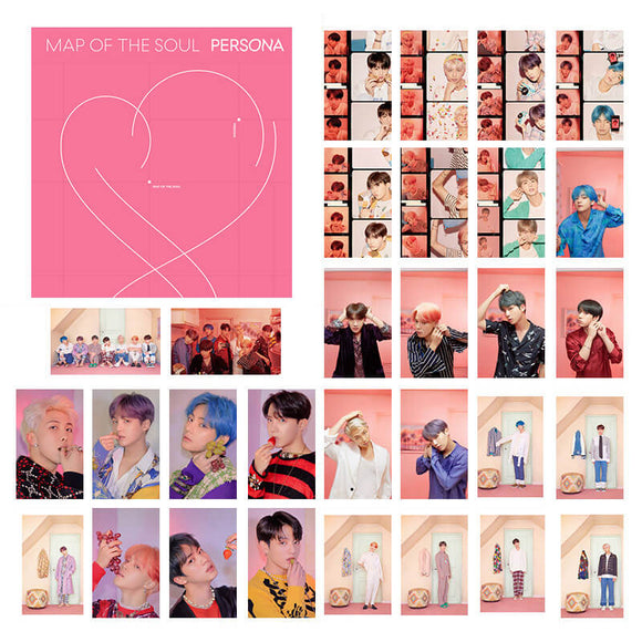 BTS Poster & Photocards