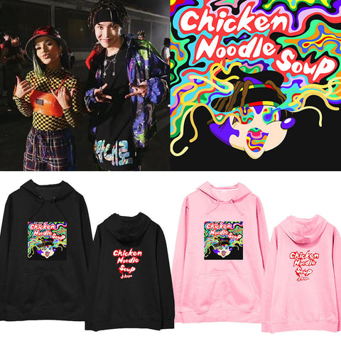 BTS J-Hope Chicken Noodle Soup Hoodie