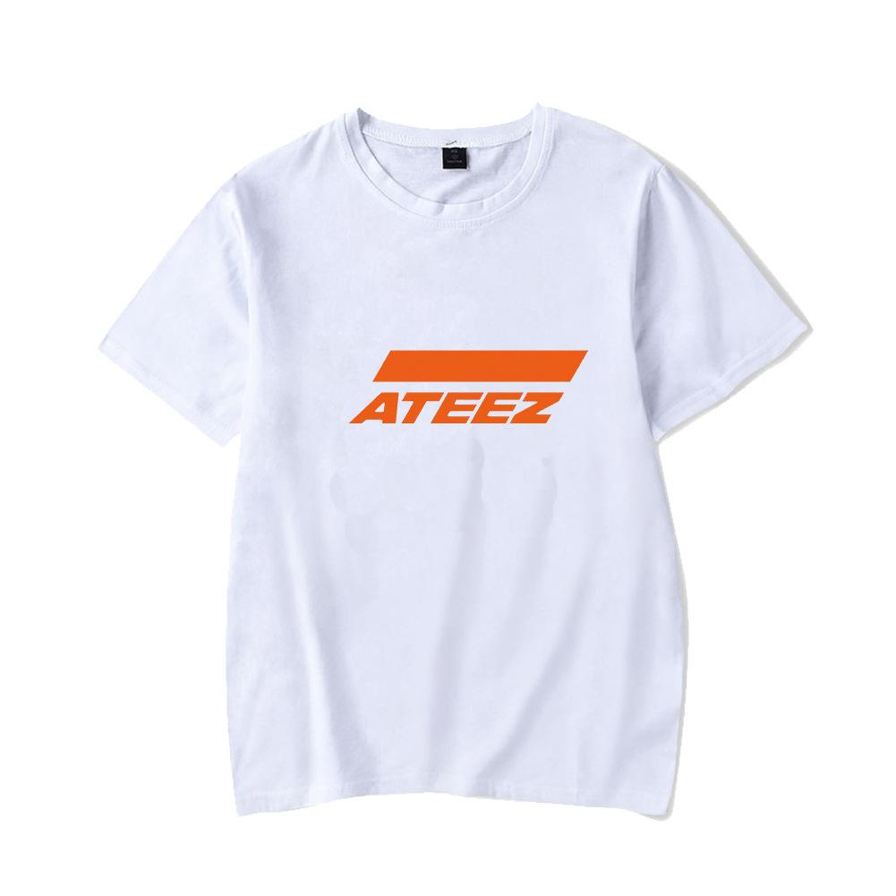 ATEEZ Simple Logo Printing T-shirt