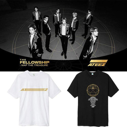 ATEEZ The Fellowship T-shirt
