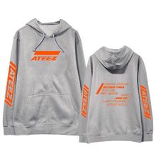 Load image into Gallery viewer, ATEEZ TREASURE Printed Hoodie