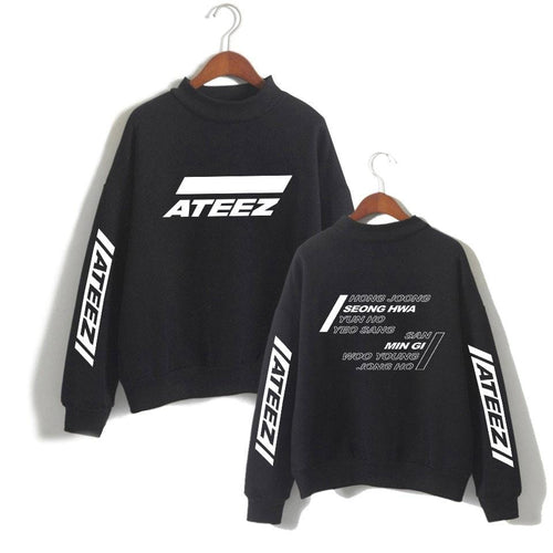 ATEEZ TREASURE Printed Sweatshirt