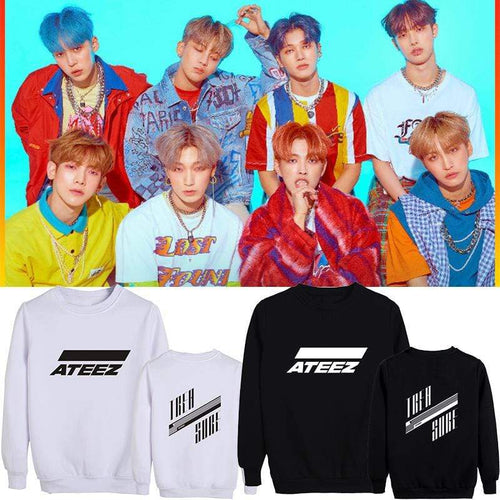 ATEEZ TREASURE Sweatshirt