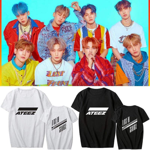 ATEEZ TREASURE T-shirt