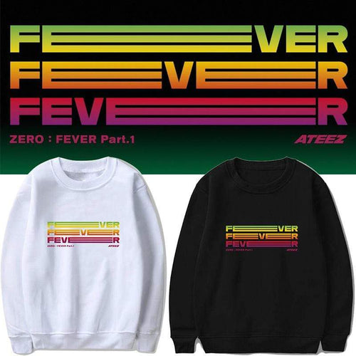 ATEEZ ZERO:FEVER Part.1 Sweatshirt