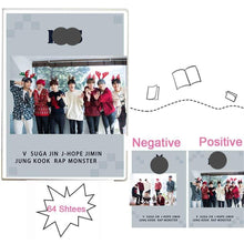 Load image into Gallery viewer, Bangtan Christmas Pictorial Notebook