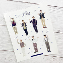 Load image into Gallery viewer, Bangtan FESTA with Logo Stickers