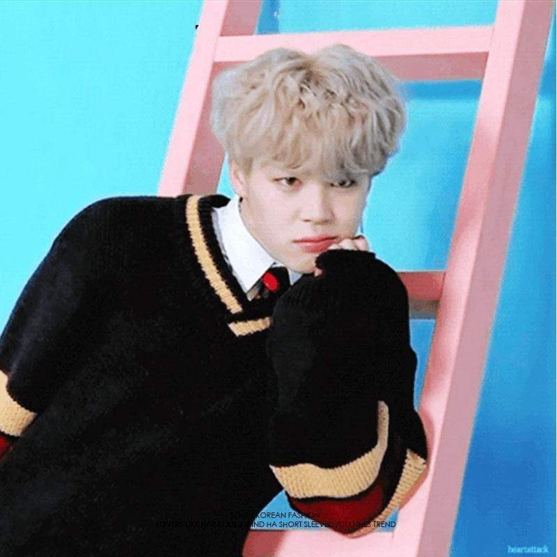 Bangtan Jimin Sweater