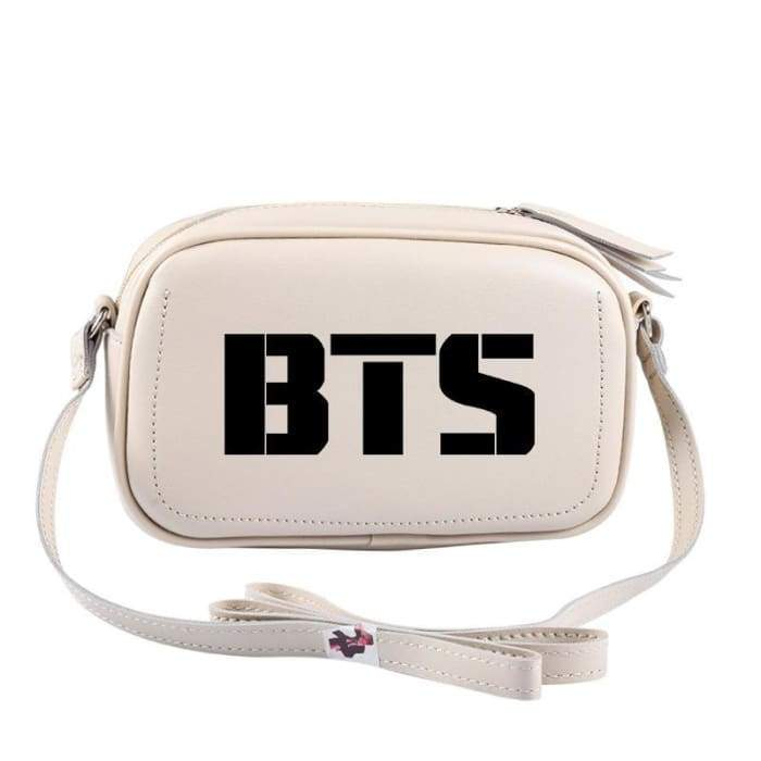 Bangtan Logo Classic Shoulder Bag