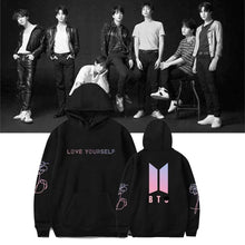"Load image into Gallery viewer, Bangtan ""Love Yourself Her"" Original Hoodie"