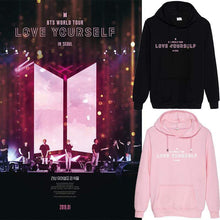Load image into Gallery viewer, Bangtan Love Yourself In Seoul Hoodie